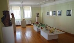 Karl Fulle Keramik und Bernd Weimar Fotografie, Theodor Storm Museum Heiligenstadt 2016