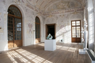 Im Dialog mit dem Barock, Schloss Schleißheim 2013