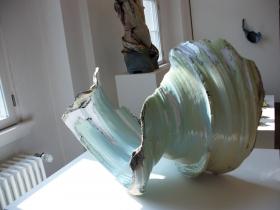 Kunst Form Ton, Schloss Köpenick 2015