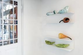 Karl Fulle · Matthias Kanter · Mike Strauch, Keramik & Malerei, Galerie Hartwich Ostseebad Sellin Rügen 2018